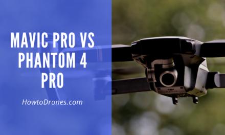 Mavic Pro VS Phantom 4 Pro| DJI Drone Comparison